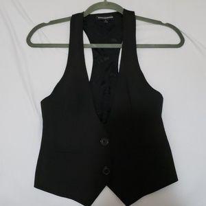 black Express vest